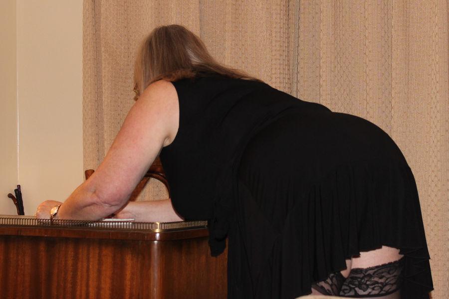 Ms Kay - Disciplinarian