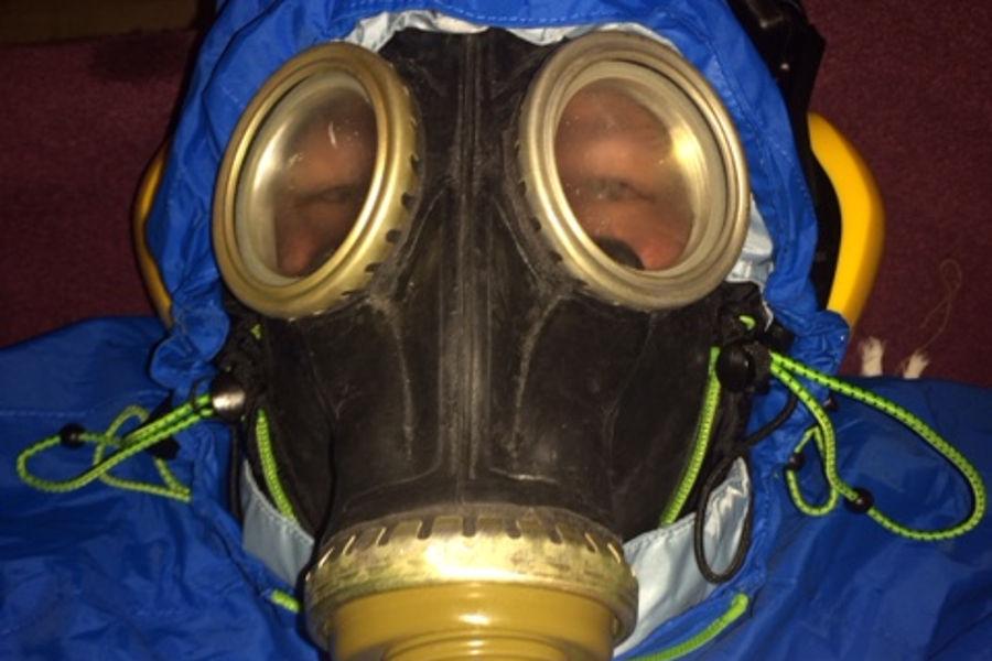 Ms Kay - Gas mask